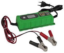 Купить Зарядное <b>устройство AutoExpert BC-42</b> зеленый по ...