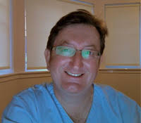 Implant Surgeon: Dr Colin Burns - CB-photo