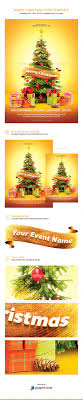 merry christmas flyer template by bornx graphicriver merry christmas flyer template holidays events