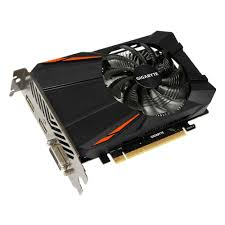 <b>Видеокарта GIGABYTE GeForce GTX</b> 1050 Ti 1290Mhz PCI-E 3.0 ...