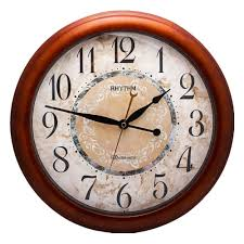 <b>Настенные часы RHYTHM</b> CMH803NR06 — купить в интернет ...