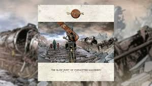 The <b>Tangent – The Slow</b> Rust Of Forgotten Machinery – The ...