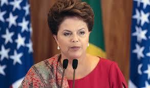 Dilma diz que manifestações são legítimas e próprias da democracia