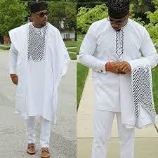 <b>3 pièces</b> Agbada chemise et pantalon africain originaire   Etsy ...