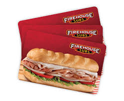 Firehouse Subs | Firehouse Funds® Gift Cards | Check You Balance