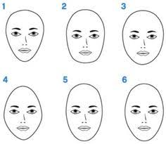 are you round square long heart or oval how to mere your face to determine face shape for haircuts gles make up