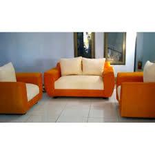 Sofa Minimalis Florida Orange