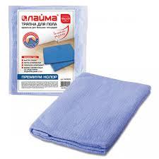 <b>Лайма Тряпка</b> для мытья пола Премиум Колор 80х100 см ...