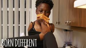 The Amazing <b>Girl</b> With No Arms | BORN DIFFERENT - YouTube