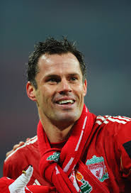 Jamie Carragher is to retire from football at the end of the season. Show caption. during the Carling Cup Final match between Liverpool and Cardiff City at ... - 139974165_10