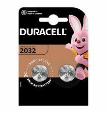 Батарейки <b>Duracell DL/CR2032-2BL 2шт</b> — купить в ...