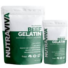 Shop <b>Gelatin</b> Online | Buy <b>Beef Gelatin</b> Powder in Australia| Nutraviva