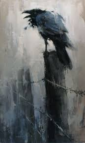 17 best ideas about the raven raven crows ravens introductions lindsey kustusch the raven s post abend gallery fine art and