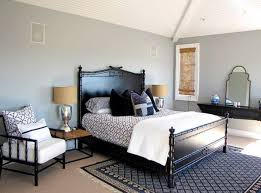 view in gallery black bedroom furniture wall color