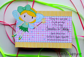 tinkerbell party invitations net mighty delighty tinkerbell birthday party invitation party invitations
