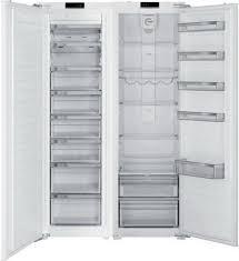 Встраиваемый <b>холодильник Side</b> by <b>Side Jacky</b>`<b>s</b> JLF BW 1770 ...