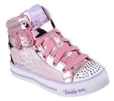 Туфли для девочек <b>Skechers</b> синтетика | eBay