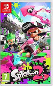 Splatoon 2 (Nintendo Switch): Video Games - Amazon.com