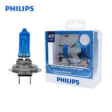 <b>Philips 100</b>% <b>Original</b> H7 12V 55W Diamond Vision 5000K Xenon ...