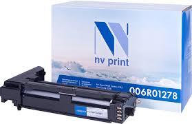 Тонер-картридж <b>NV Print 006R01278</b>, <b>черный</b>, для лазерного ...