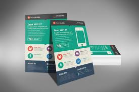 marketing brochure templates set 1 flat design flyer template o