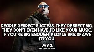 Motivational Quotes from JAY Z - Simple Thing Called Life