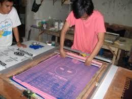 Hasil gambar untuk cetak saring