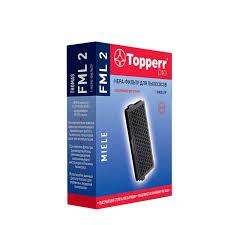 HEPA-<b>фильтр Topperr</b> FML 2 для <b>пылесосов</b> Miele в Москве ...