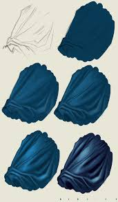 best images about drawing folds fabrics how to tutorial photoshop n5 drapery by ~elybibi on 10020 character design references