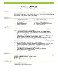 teacher resume samples job resume sample elementary teacher sample of teachers resume template template