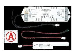 CONVERSION <b>KIT</b> LED Блок аварийного питания встраиваемый ...