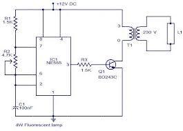 articl4 w fluorescent lamp diagram 014718450 gif the circuit diagram of 4w fluorescent lamp bd243c circuit 4