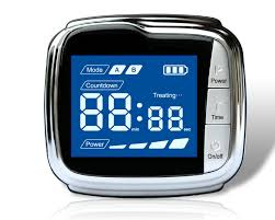 Newest Wrist type cardio watch Soft laser physiotherapy <b>lllt</b> ...