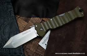 Купить Нож Cold Steel 23HVG Immortal <b>OD</b> Green за 14 000 руб. + ...