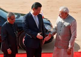 """Asia's """"Cold Peace"""": <b>China</b> and India's <b>Delicate</b> Diplomatic Dance"""