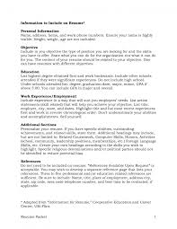 what do you need on a resume cipanewsletter cover letter examples of reference page for resume examples of a