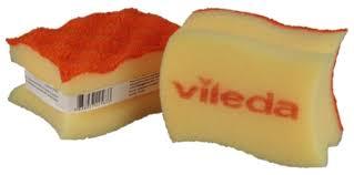 <b>Губка Vileda</b> Пур Колорс неупакованная — купить по выгодной ...