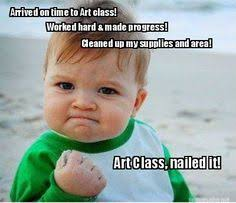 Art Memes on Pinterest via Relatably.com
