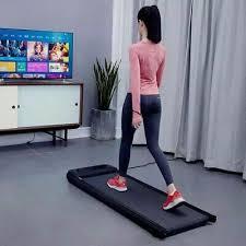 <b>Fitness Walking Machine Ultra</b> Thin Smart Treadmill Outdoor indoor ...
