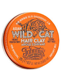 «Johnny's Chop Shop Wild Cat Hair Sculpting Clay - <b>Матирующая</b> ...