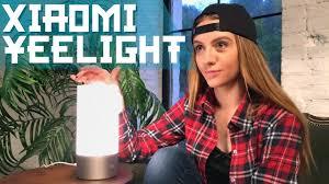 <b>Смарт</b>-лампочка и <b>светильник Xiaomi Yeelight</b>: свет для ленивых ...