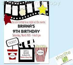 printable kids birthday party invitations templates drevio film kids birthday party invitations templates printable