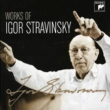 Resultado de imagem para fotos de Igor Stravinsky