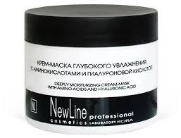<b>NewLine Крем-маска глубокого</b> увлажнения с амино... — купить ...