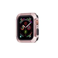 Case <b>2 in 1 two</b>-<b>color</b> protective case for Apple <b>Watch</b> 4 40mm ...