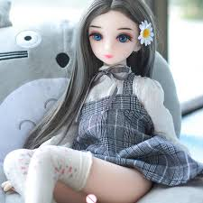 <b>65cm Top Quality</b> Sexy Soft TPE Doll Full Sized Collectible Action ...