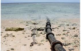 Resultado de imagem para fibra óptica fundo mar