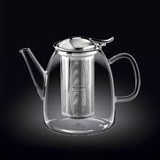 Купить <b>Заварочный чайник стеклянный 1500</b> мл. Wilmax Thermo ...