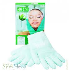 <b>Увлажняющие гелевые перчатки</b> SPA Belle (силиконовые ...