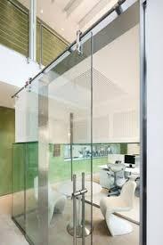 suspended sliding glass door architects sliding door office